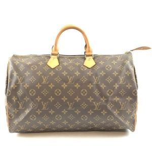 Louis Vuitton Speedy 40 (Vintage)